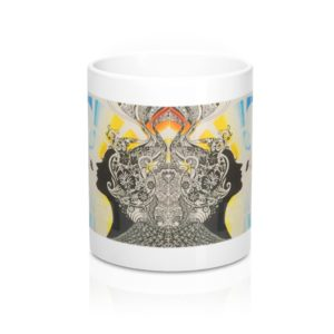 White Whisper 2 Mug 11oz